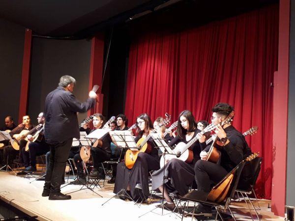 Συγκίνησε η Κιθαριστική Ορχήστρα Βόλου - Μαγνησίας