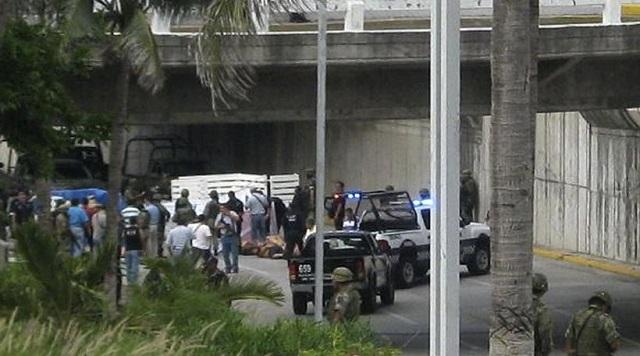 Μεξικό: Εννιά διαμελισμένα πτώματα βρέθηκαν μέσα σε αυτοκίνητο