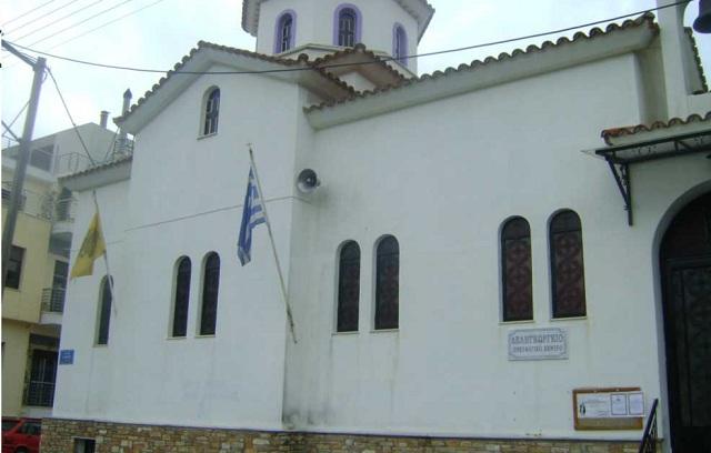 Πανηγυρίζει ο Ναός του Αγίου Αντωνίου Βόλου