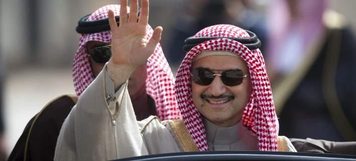 Στη φυλακή μεταφέρθηκε ο πλουσιότερος Σαουδάραβας πρίγκιπας, Αλ Ουαλίντ