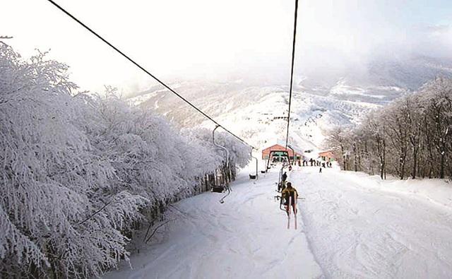 Ανοίγει το Χιονοδρομικό Κέντρο Πηλίου