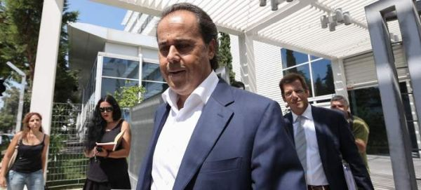 Νέα δίωξη κατά του Σταύρου Παπασταύρου - Για φοροαποφυγή 460.000 ευρώ