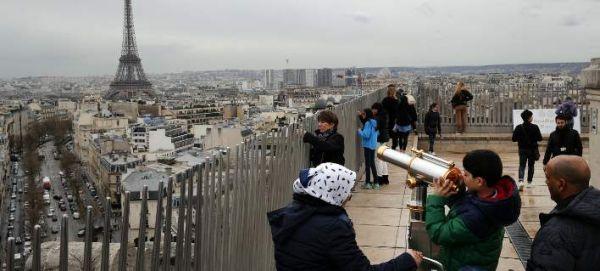 Η Γαλλία ήταν ο κορυφαίος τουριστικός προορισμός για το 2017