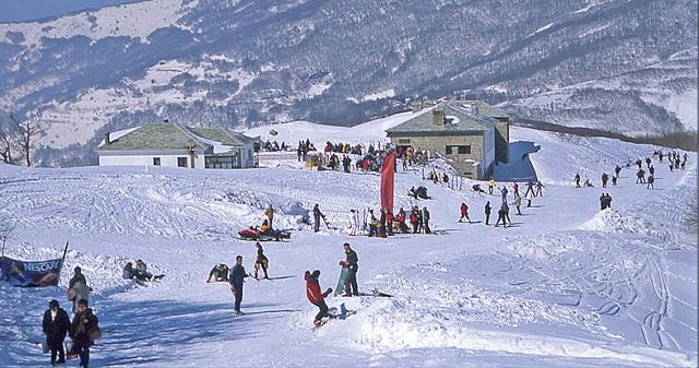 Ανοιχτό σήμερα για τους λάτρεις του το Χιονοδρομικό Πηλίου