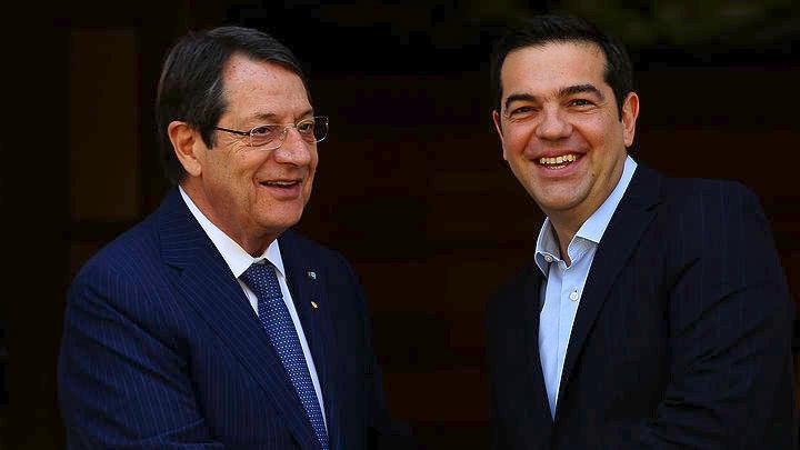 Στη Λευκωσία ο Αλ. Τσίπρας για την 1η Τριμερή Σύνοδο Κορυφής Ελλάδας-Κύπρου-Ιορδανίας