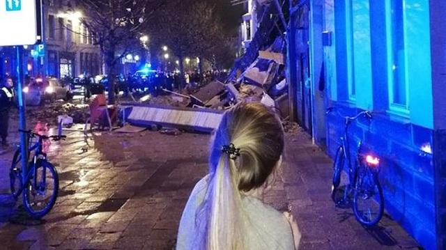 Δύο νεκροί από έκρηξη σε πολυκατοικία στο Βέλγιο