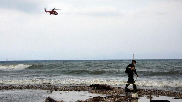 Ψάχνουν ακόμη για τον αγνοούμενο ψαρά στη Μικρή Βόλβη