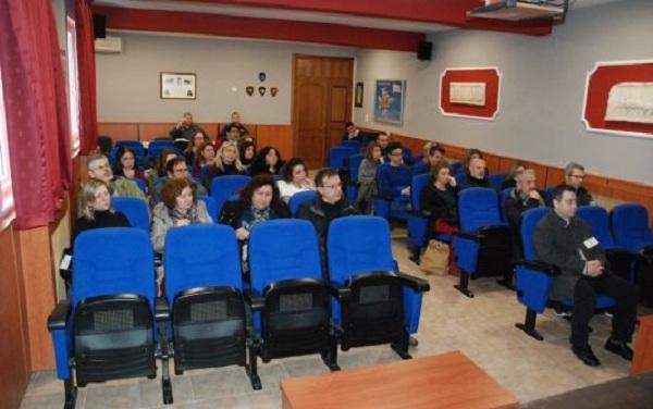 Επίσκεψη Καθηγητών Πληροφορικής στην 111 ΠΜ Ν. Αγχιάλου