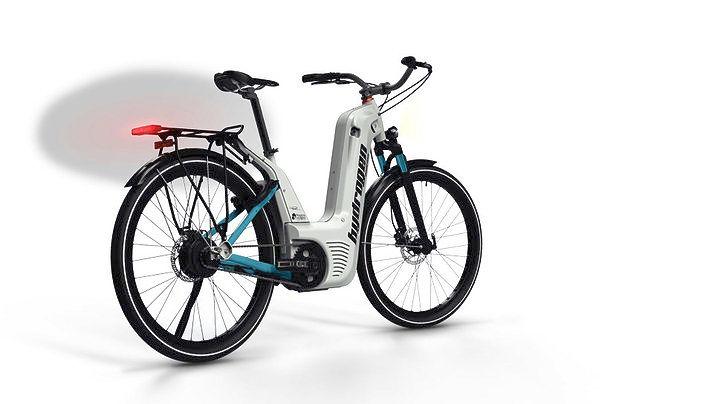 Τα πρώτα υδρογονοκίνητα ποδήλατα παράγει γαλλική εταιρεία