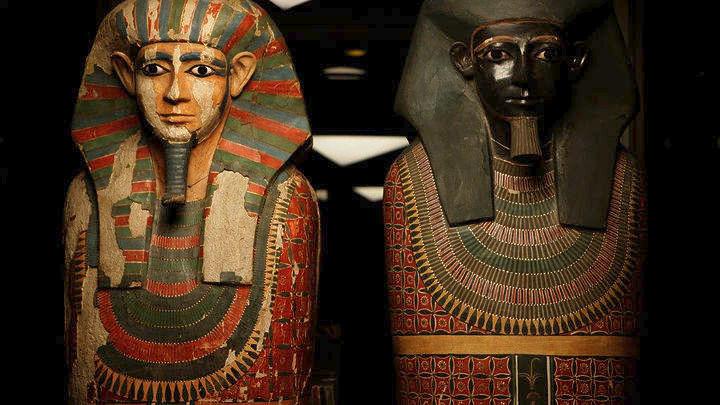 Ελληνίδα ερευνήτρια αποκάλυψε το «οικογενειακό μυστικό» από δύο αιγυπτιακές μούμιες