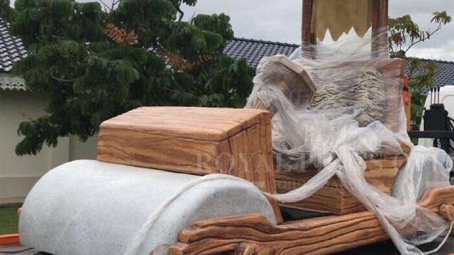 Το αυτοκίνητο του... Φρεντ Φλίνστοουν απέκτησε σουλτάνος στη Μαλαισία