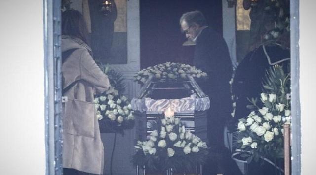 Αντίο Τζιμάκο! Ύστατο χαίρε στο νεκροταφείο της Νέας Μάκρης