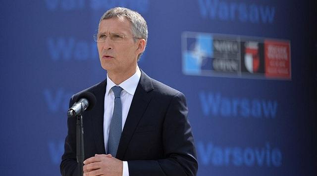 Μήνυμα Στόλτενμπεργκ στα Σκόπια: Δίχως λύση για το όνομα, ξεχάστε το ΝΑΤΟ