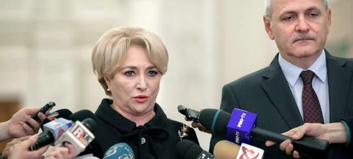 Ρουμανία: Η ευρωβουλευτής Βιόριτσα Ντάντσιλα νέα πρωθυπουργός της χώρας