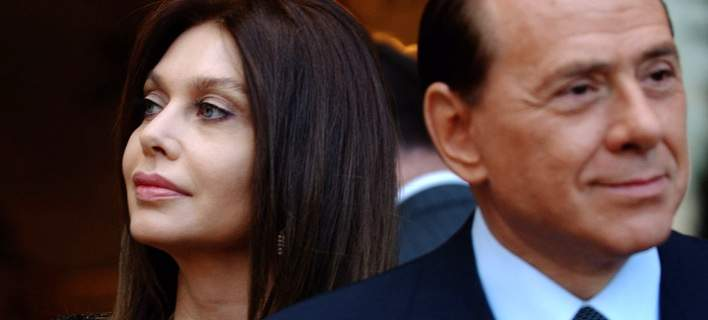 Η πρ.σύζυγος του Μπερλουσκόνι στα δικαστήρια: Της κατήργησαν διατροφή 1,4 εκατ.€ το μήνα