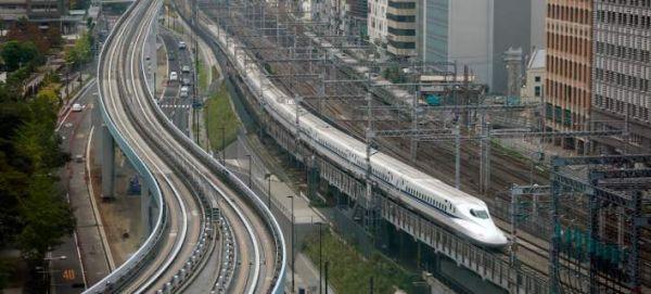 Τρένο... γαβγίζει στην Ιαπωνία για να διώχνει τα ελάφια από τις ράγες
