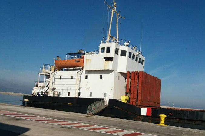 Κρατείται ο αρχιπλοίαρχος του πλοίου «Ανδρομέδα». Θα καταθέσει αίτηση αποφυλάκισης για λόγους υγείας