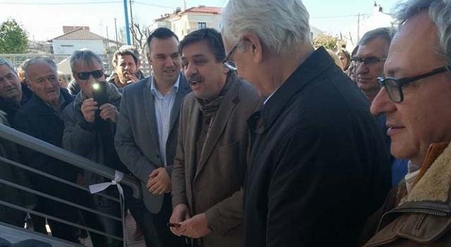 Την πρώτη Τοπική Μονάδα Υγείας στη Λάρισα εγκαινίασε ο υπουργός Υγείας