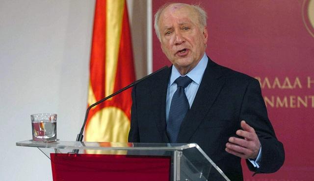 Τα 5 ονόματα που πρότεινε ο Νίμιτς: Ολα έχουν μέσα το «Μακεδονία»