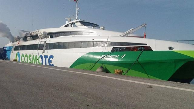 Αίτημα για επιδοτούμενη γραμμή από Θεσσαλονίκη για Σποράδες