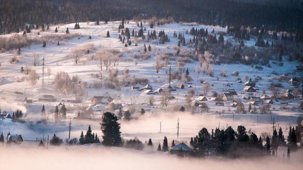 Ρωσία: Ακραίο ψύχος στη Σιβηρία, στους -68 βαθμούς το θερμόμετρο