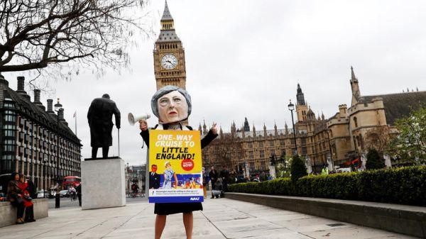 Πέρασε από τη Βουλή των Κοινοτήτων το νομοσχέδιο για το Brexit