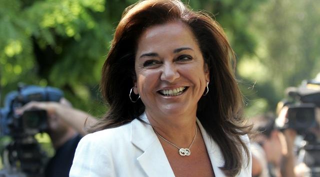 Ποιούς θα δει η Ντόρα Μπακογιάννη στη Λάρισα