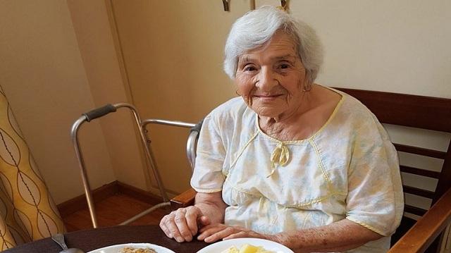 «Έφυγε» η γηραιότερη Αιγυπτιώτισσα, η Αλεξανδρινή Ελένη Σαρούχου, σε ηλικία 102 ετών