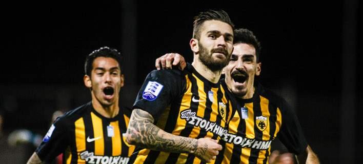 Κορυφαία ελληνική ομάδα για το 2017 η ΑΕΚ σύμφωνα με την IFFHS
