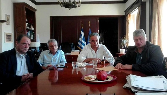 Αποκατάσταση των ζημιών από την κακοκαιρία διεκδικεί ο Δήμος Ζαγοράς -Μουρεσίου