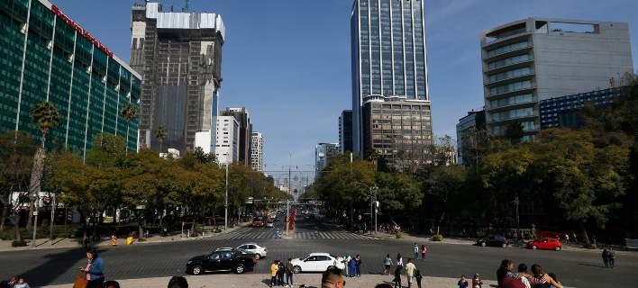 Σεισμός 6,5 Ρίχτερ στο Μεξικό