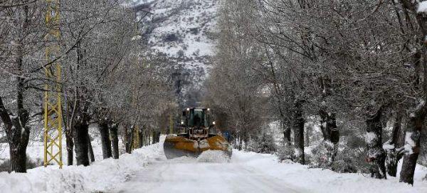 Λίβανος: Δέκα Σύροι πρόσφυγες έχασαν τη ζωή τους σε χιονοθύελλα