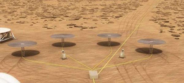 Πυρηνικός αντιδραστήρας «τσέπης» της NASA θα δίνει ρεύμα στον Αρη