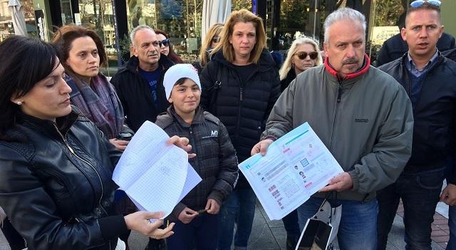 Απείχαν και χθες από τα μαθήματα οι μαθητές του Δημοτικού Σχολείου Τρικερίου