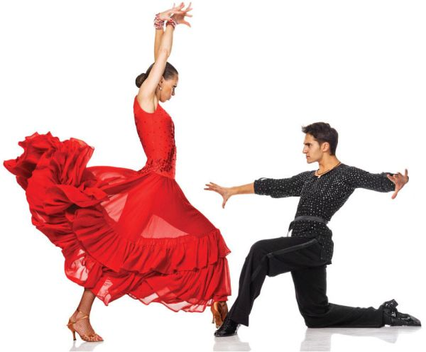Γνωριμία με τον χορό