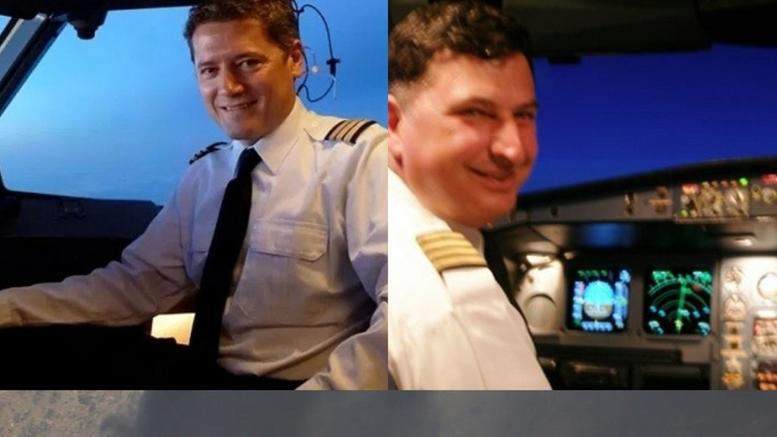 Οι Έλληνες πιλότοι περιγράφουν πώς σώθηκαν από θαύμα