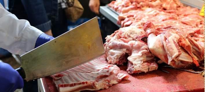 Κατασχέθηκαν πάνω από 190 κιλά ληγμένα και ακατάλληλα κρέατα