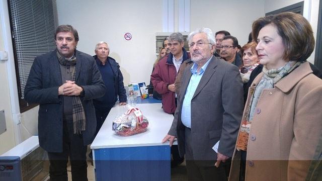 Σε Λάρισα, Βόλο και Αγριά ο Συντονιστής της Αποκεντρωμένης Διοίκησης Θεσσαλίας και Στ.Ελλάδας