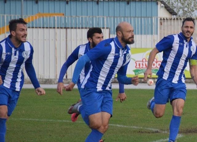 «Πεντάστερος» o ΓΣ Αλμυρού με τρία γκολ του Φλίγκου, 5-1 το Βελούχι