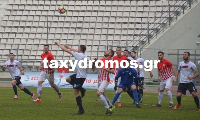 «Κλώτσησε» ακόμα δυο βαθμούς ο Ολυμπιακός, 0-0 με τον Αστέρα Ιτέας