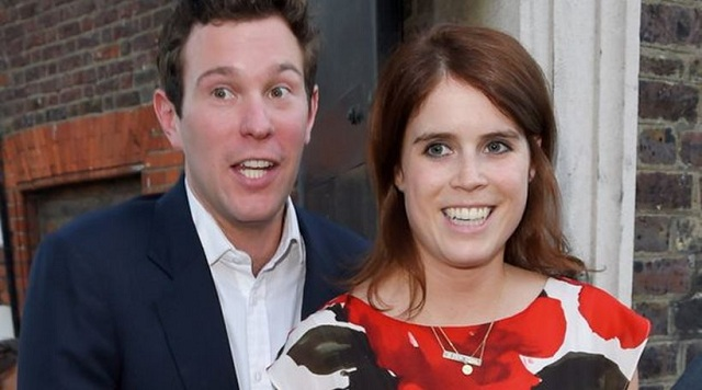Και άλλος βασιλικός γάμος στη Βρετανία: Η πριγκίπισσα Ευγενία αρραβωνιάζεται με πρώην μπάρμαν