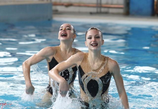 «Ασημένιες» επιτυχίες του ΝΟΒΑ στην Καλλιτεχνική κολύμβηση