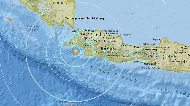 Ινδονησία: Σεισμός 6,4R στη Τζακάρτα