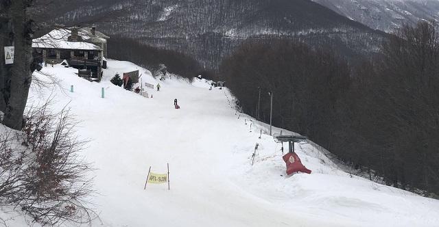 Ανοιχτό το Χιονοδρομικό Κέντρο Πηλίου έως την Κυριακή