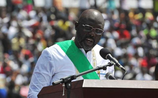 Νέος πρόεδρος της Λιβερίας, ο πρώην ποδοσφαιριστής Τζορτζ Γουεά