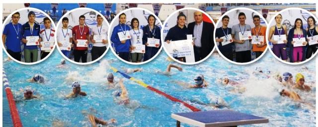 Βροντοφώναξε «παρών» το μέλλον της βολιώτικης κολύμβησης