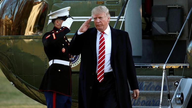 Στο Νταβός σήμερα ο Τραμπ για να εξηγήσει το ...America first
