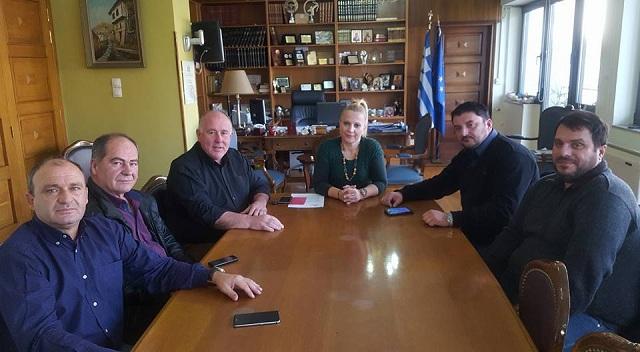 Ενταξη εκτάσεων στο πρόγραμμα νιτρορύπανσης διεκδικεί ο Δήμος Ρ. Φεραίου