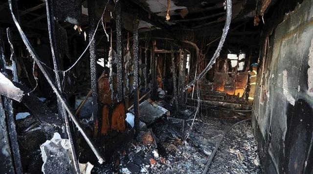 Τουλάχιστον 41 νεκροί από πυρκαγιά σε νοσοκομείο στη Νότια Κορέα