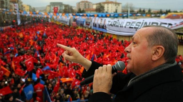 Ερντογάν: Δεν θα αφήσω κανέναν τρομοκράτη μέχρι τα ιρακινά σύνορα